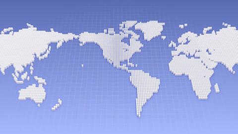 Map BlockGI W5S1 B HD Stock Video Footage