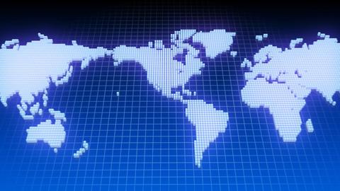 Map BlockGI W5S1 D HD Stock Video Footage