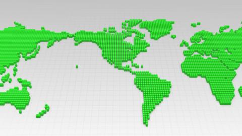 Map BlockGI W5S1 F HD Animation