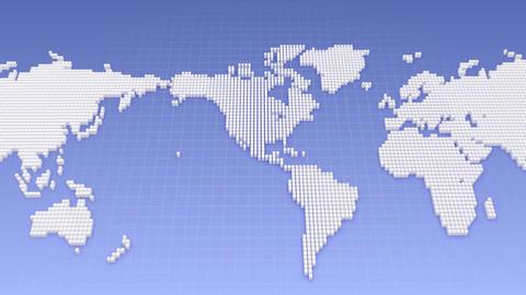 Map BlockGI W5S2 B HD Stock Video Footage