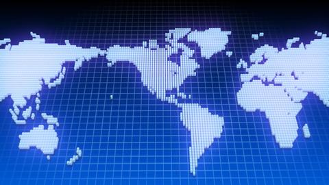 Map BlockGI W5S2 D HD Stock Video Footage