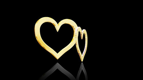 Heart E HD Stock Video Footage