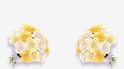 Rose Bouquet B3 Animation