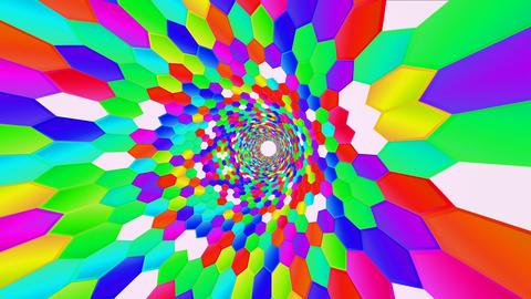 Hexagon HD 04 advances 動画素材, ムービー映像素材