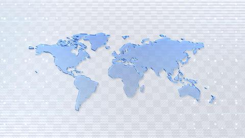 World e HD Stock Video Footage