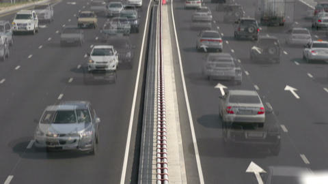 Road Traffic HD stock footage