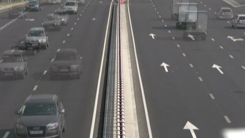 Road Traffic HD Stock Video Footage