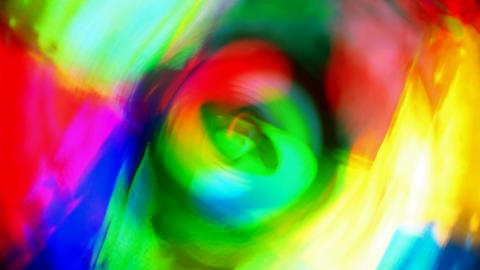 abstract colors lights turning Stock Video Footage