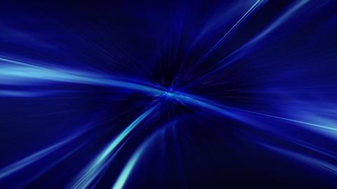 blue lighting loop background Stock Video Footage