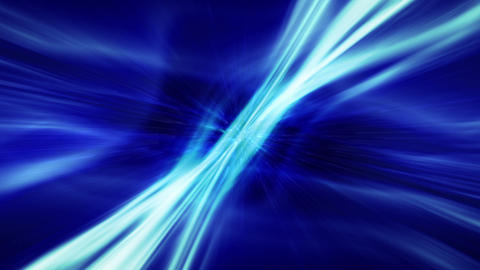 blue lighting loop background Animation
