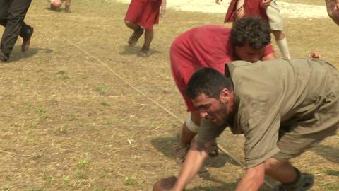 harpastum roman celt 06 Footage