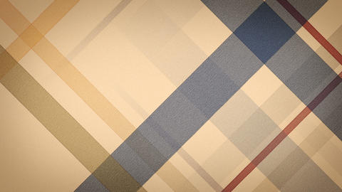 beige checked fabric loopable background Animation