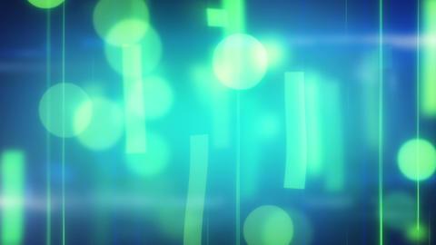cyan blue soft loop background Stock Video Footage
