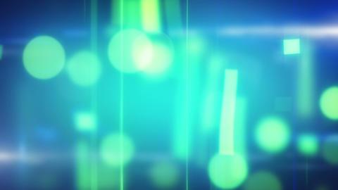 cyan blue soft loop background Animation