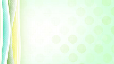 abstract wavy background loop Animation