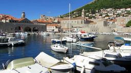 Dubrovnik 14 Stock Video Footage