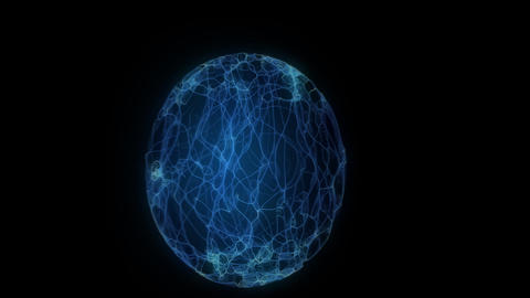 glow Energy Ball 1 Animation