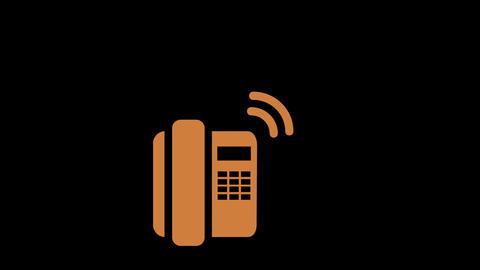 phone Ringing Animation