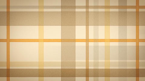 yellow brown checked fabric loopable background Animation