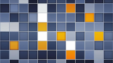 blue orange tiles loopable backgrounds Animation