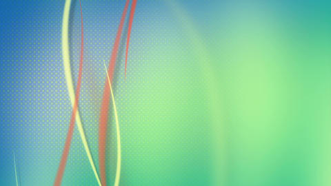 loopable motion abstract background lines flowing Stock Video Footage