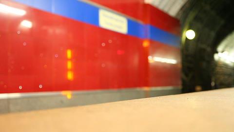 Metro 1 Stock Video Footage
