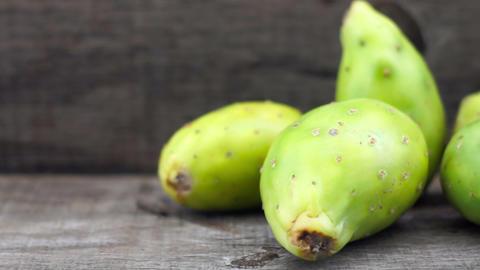 Cactus Fruit Stock Video Footage