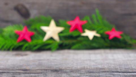 Christmas Decoration Stock Video Footage