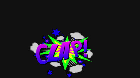 Clap 2368 Stock Video Footage