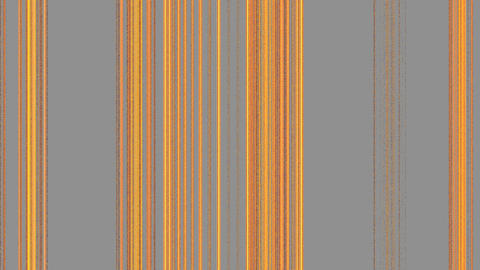 Vertical Orange Gold Lines on Gray Footage