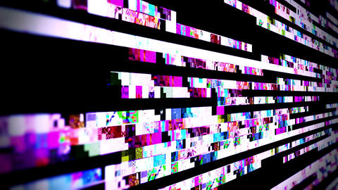 TV Noise 0501 HD-NTSC-PAL Animation