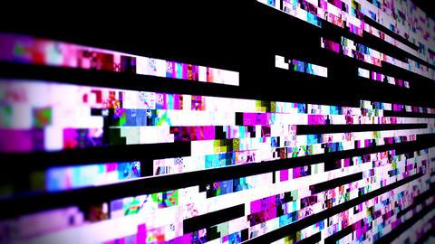 TV Noise 0501 HD-NTSC-PAL Stock Video Footage