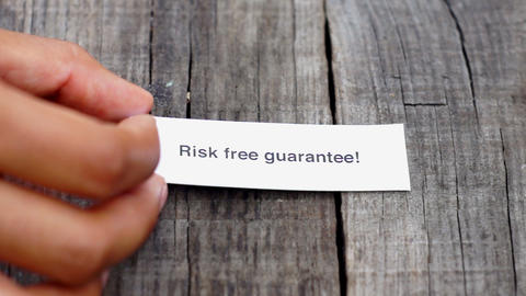 Risk Free Guarantee Footage