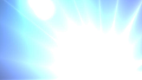 Lens flare A Stock Video Footage