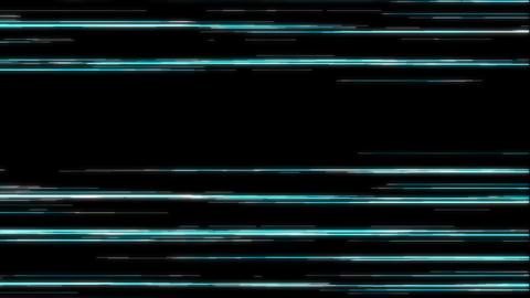 Bluelines glow w M Stock Video Footage