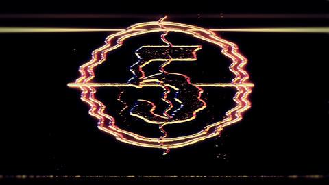 TV Noise 0743 HD-NTSC-PAL Animation