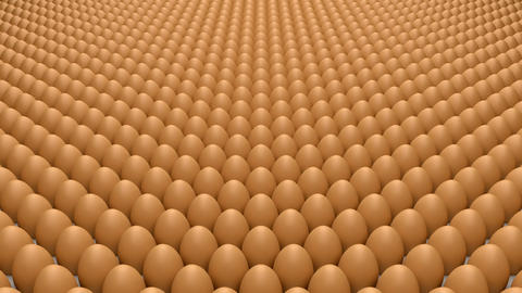 Eggs Stock Video Footage