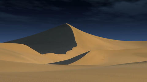 Dunes 008 HD-NTSC-PAL Stock Video Footage
