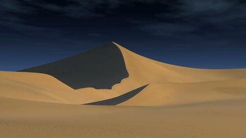 Dunes 008 HD-NTSC-PAL Footage
