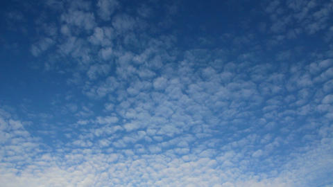 timelapse with clouds Stock Video Footage