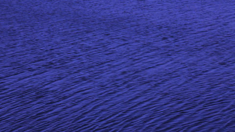 blue sea water background Stock Video Footage