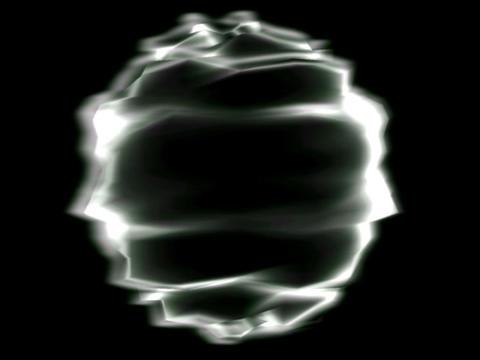 Wriggle Blob #1 stock footage