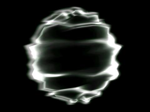 Wriggle Blob #1 Stock Video Footage