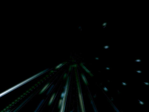 Laser Diffusion #3 Stock Video Footage