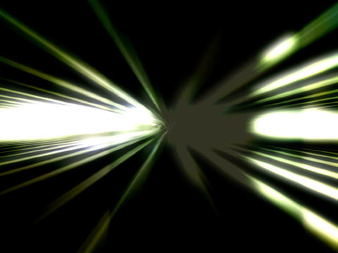 Glowing Light Beams #1 Stock Video Footage