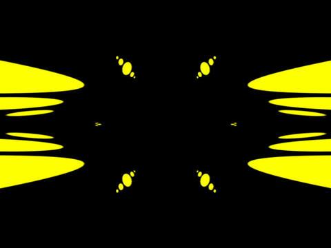 Pop Symmetry #1 Stock Video Footage