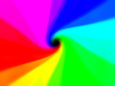 Rainbow Vortex #2 Stock Video Footage