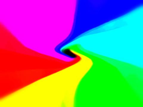 Rainbow Vortex #2 Stock Video Footage