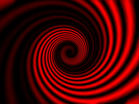 Simple Stripe Vortex #1 Animation