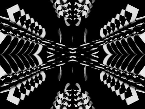 Complex Symmetry #2 Stock Video Footage